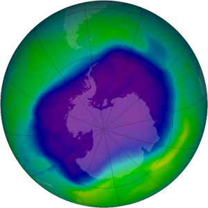 1985_Hole in Ozone Layer
